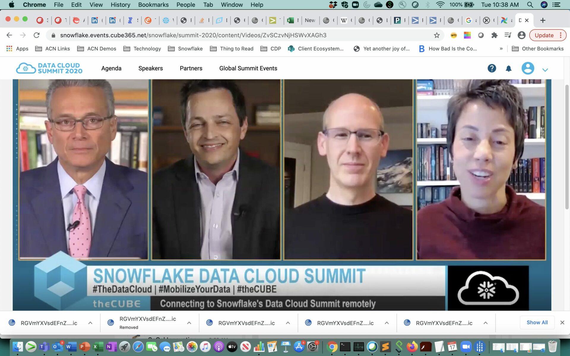 Tech Titans Data Cloud
