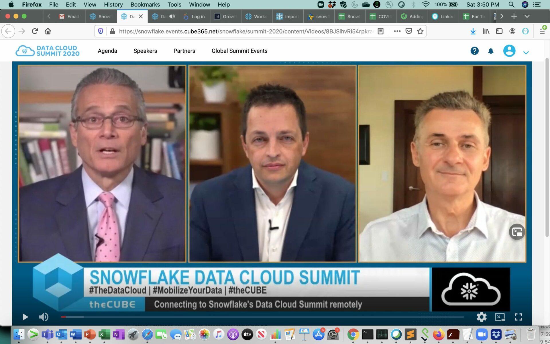 Technical Deep Dive Snowflake Data Cloud