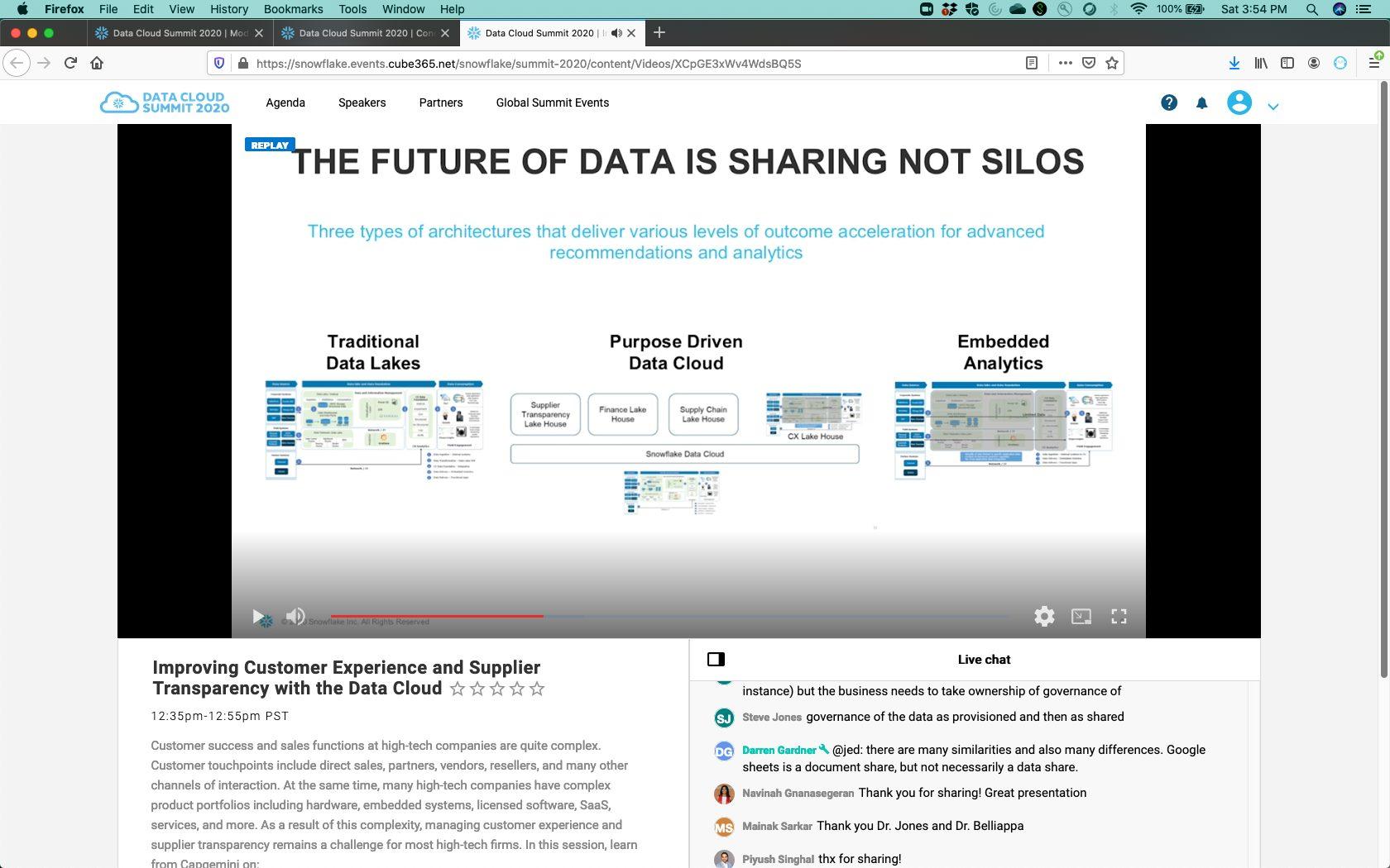 Improving Customer Experience Data Cloud Capgemini