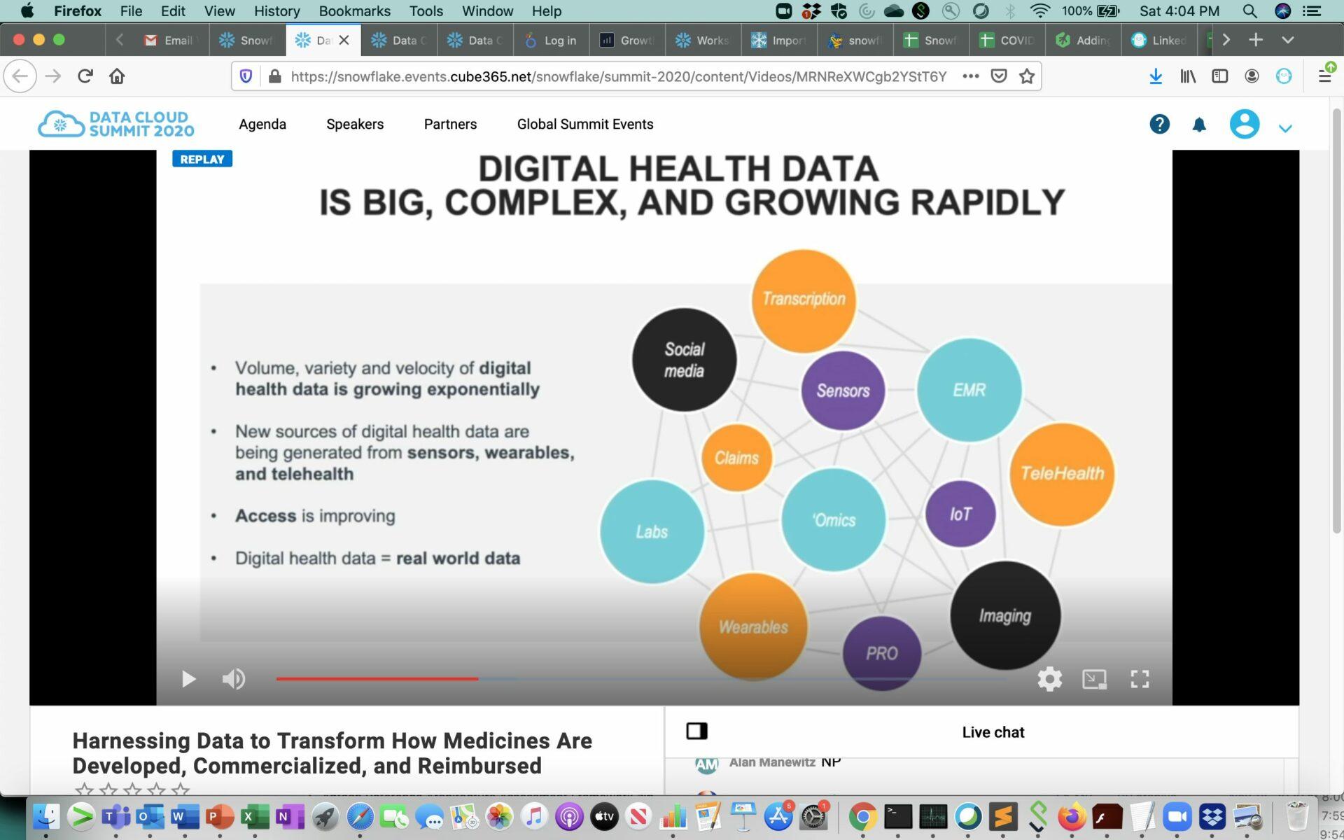 Digital Health Data