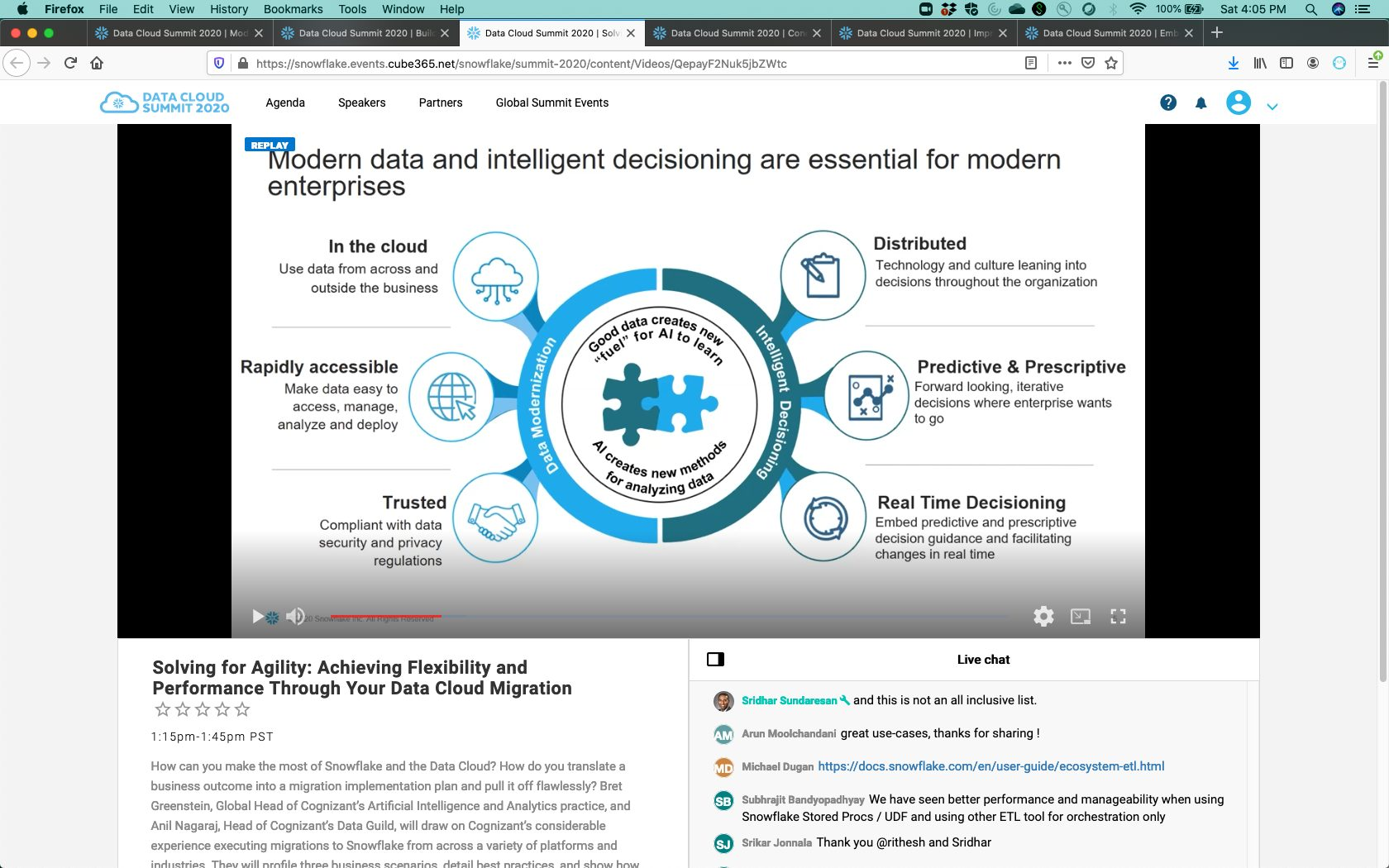 Cognizant Solving For Agility