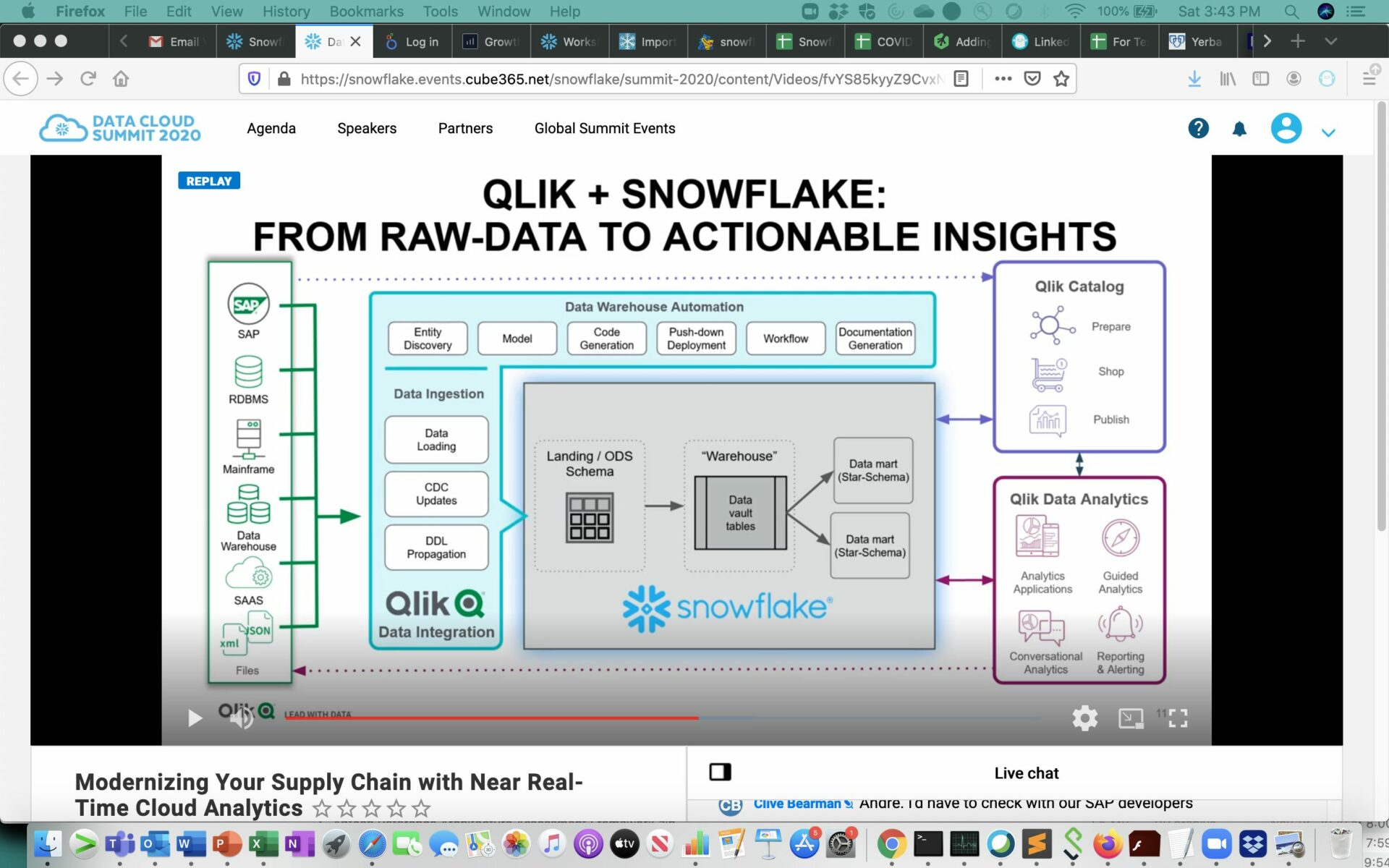 Qlik Supply Chain Optimization